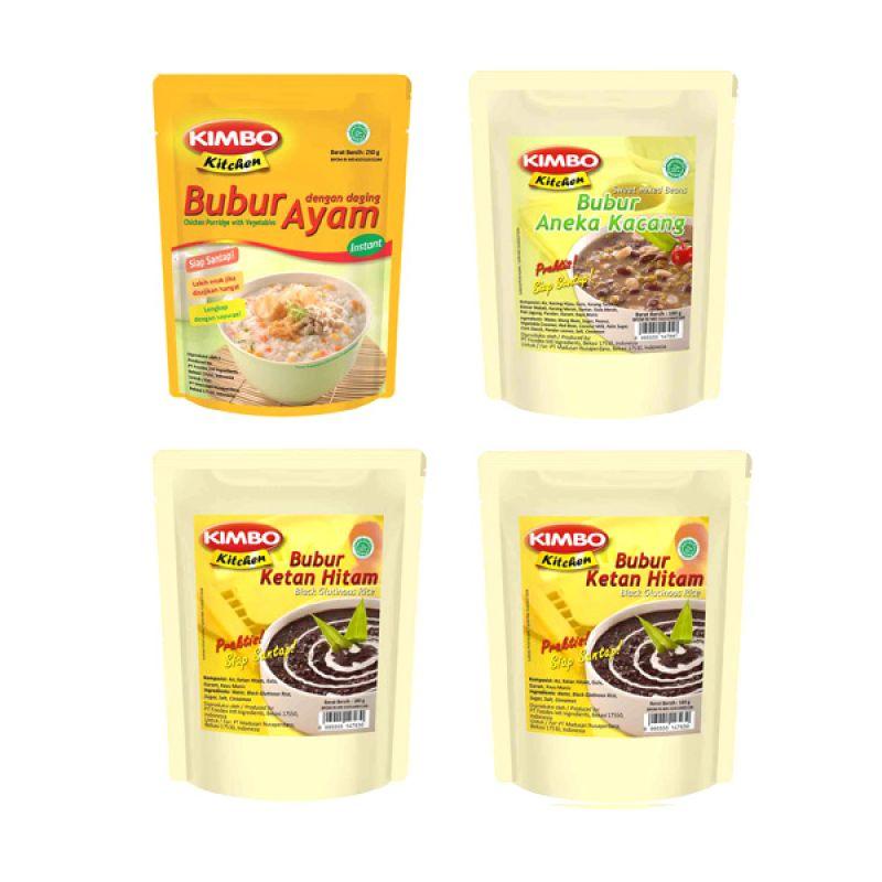 Kimbo Kitchen Makanan Instan [Paket 23]
