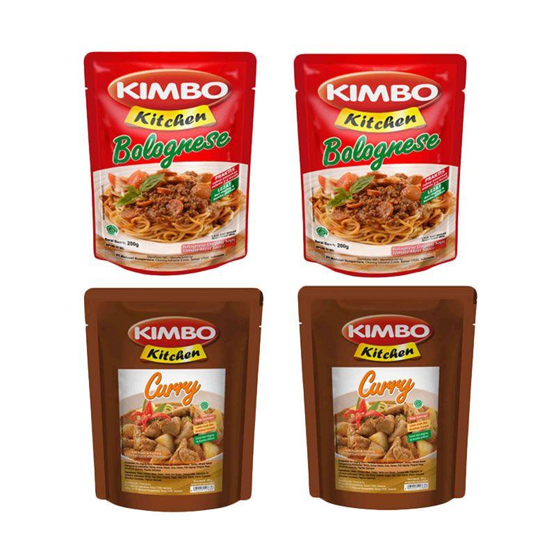 Kimbo Kitchen Makanan Siap Saji [Paket 7]