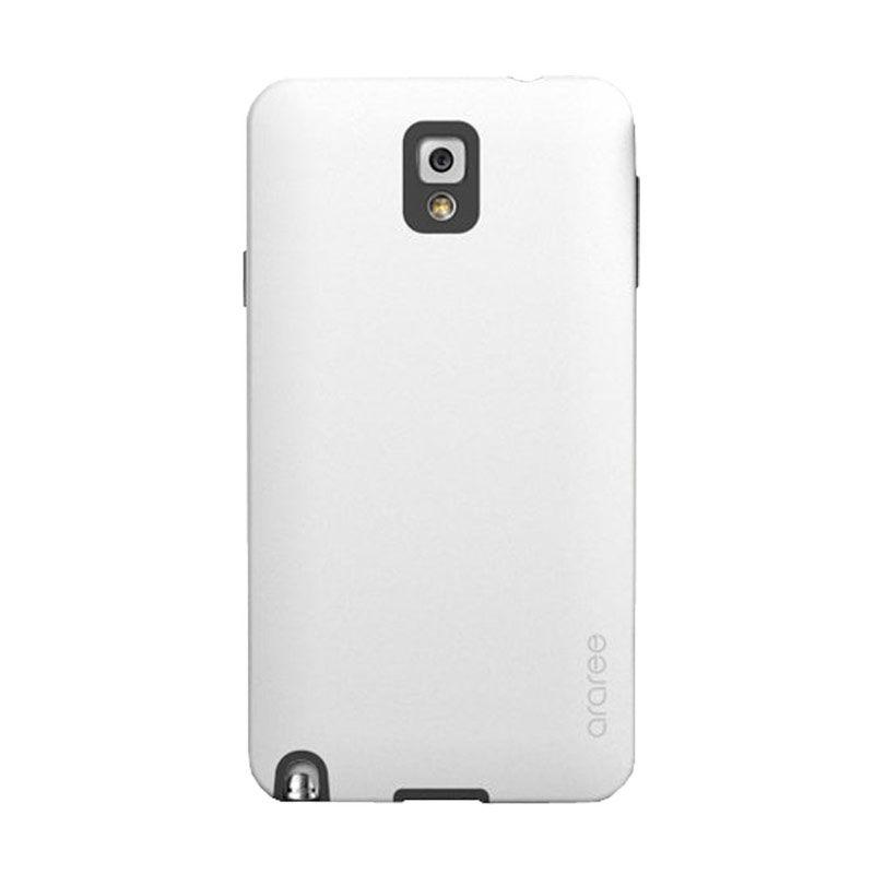 Araree Korean Cute Putih Hitam Casing for Samsung Galaxy Note 3