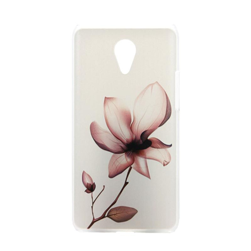 Kimi Custom Printing Dynamic Flower Multicolor Back Cover Casing for Xiaomi Redmi Note