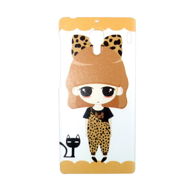 Kimi Custom Printing Baby Girl with Pet Casing for Xiaomi Redmi 1S