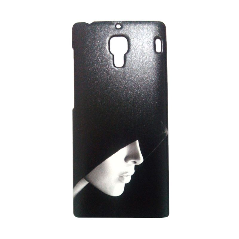 Kimi Custom Printing Black Man Casing for Xiaomi Redmi 1S