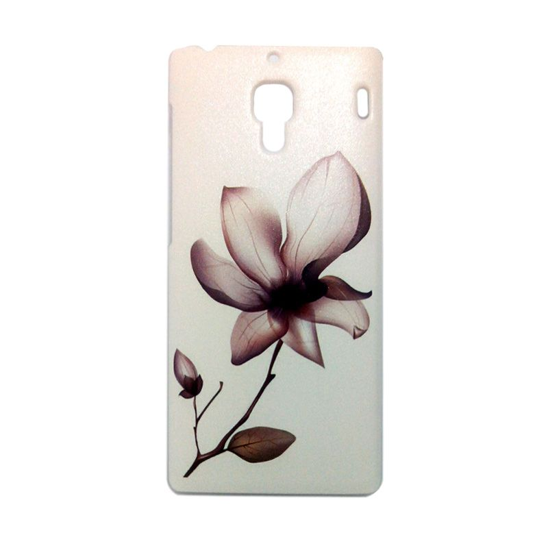 Kimi Custom Printing Fashion Korean Dynamic Flower Casing for Xiaomi Redmi 1S
