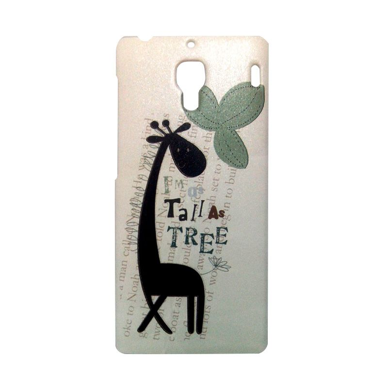 Kimi Custom Printing Fashion Korean Giraffe Casing for Xiaomi Redmi 1S