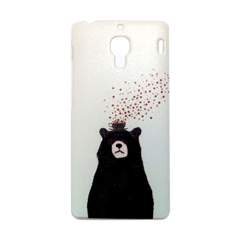 Kimi Custom Printing Fashion Korean Pollar Bear Casing for Xiaomi Redmi 1S