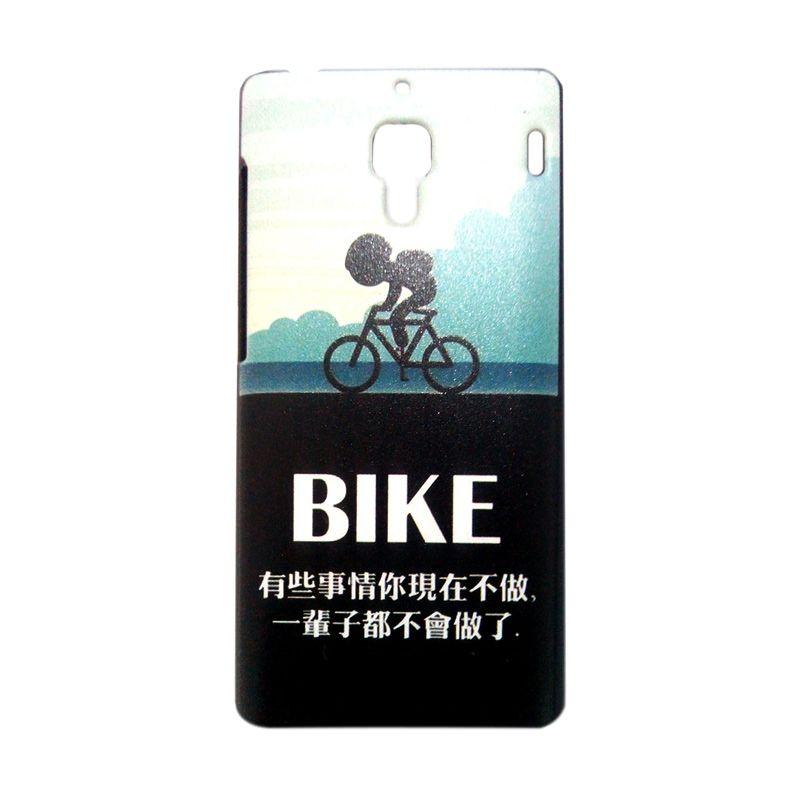 Kimi Custom Printing Fashion Korean Riding Bike Casing for Xiaomi Redmi 1S