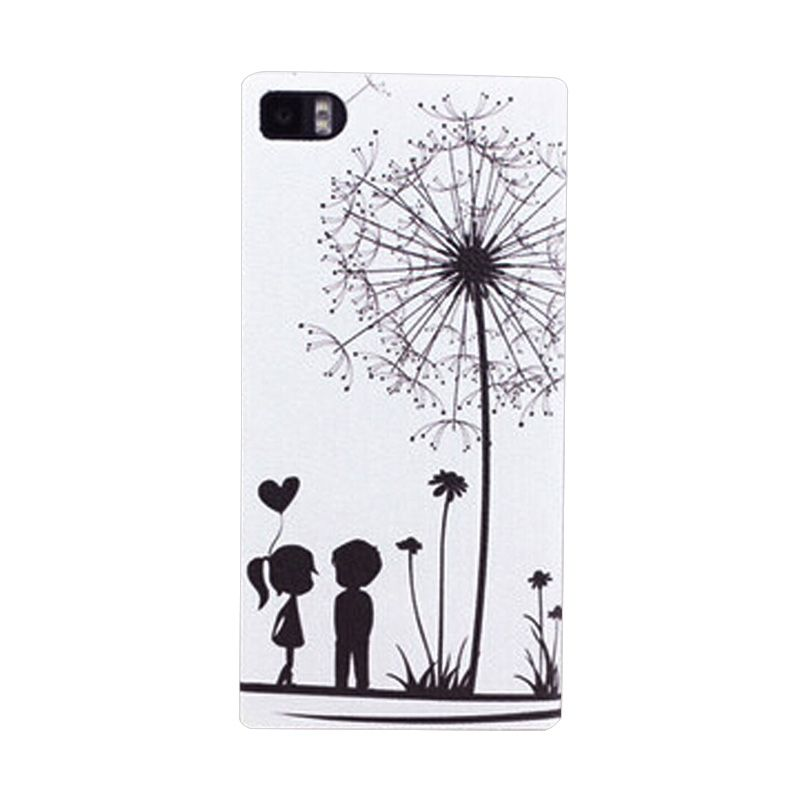 Kimi Custom Printing Fashion Korean Spring Couple Casing for Xiaomi Redmi 1S