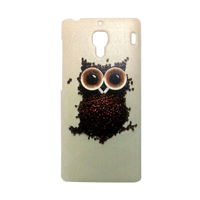 Kimi Custom Printing Fashion Korean Vintage Owl Casing for Xiaomi Redmi 1S