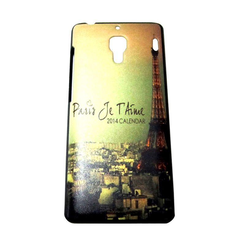 Kimi Custom Printing Fashion Korean Vintage Paris 2 Casing for Xiaomi Redmi 1S
