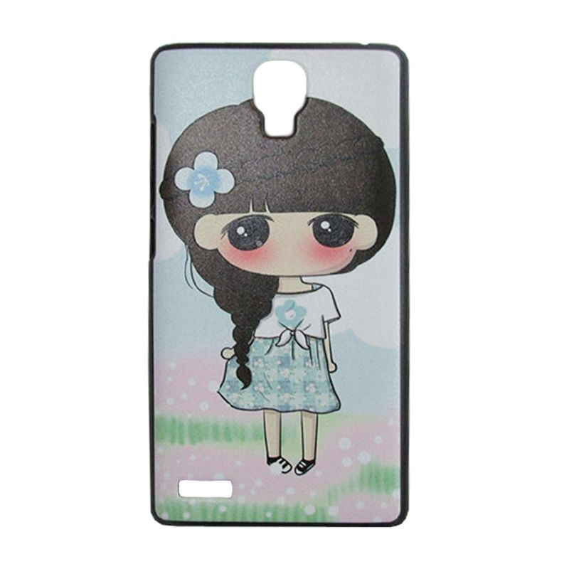 Max Cute Korean Style Girly Jesse Casing for Xiaomi Redmi Note