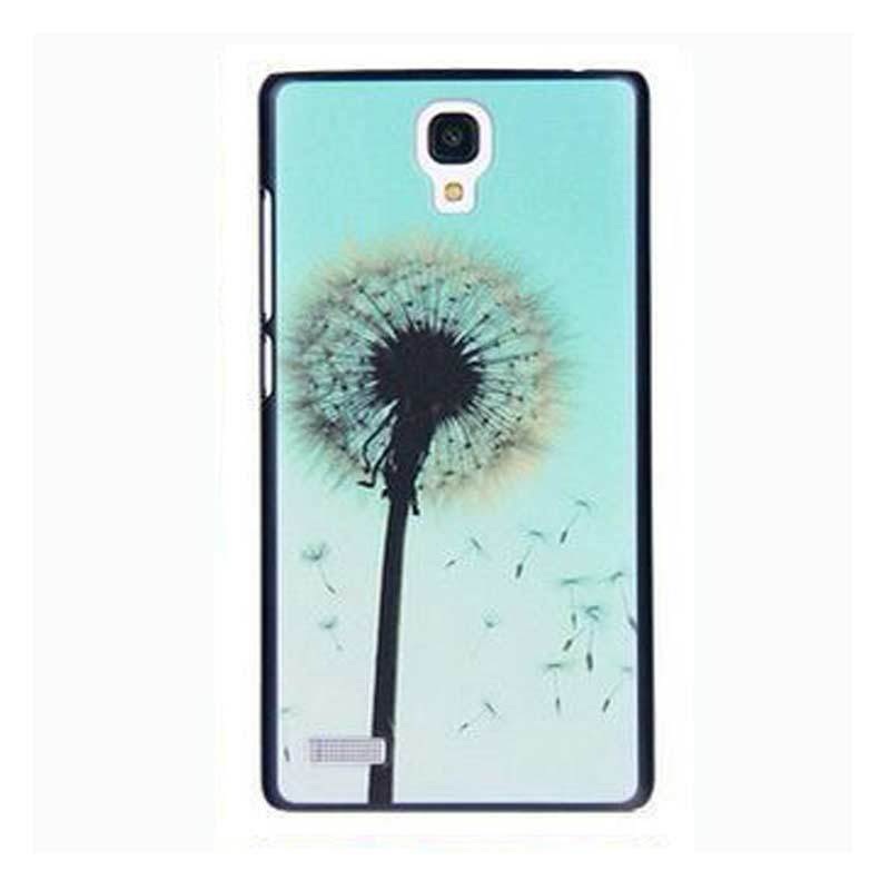 Max Cute Korean Biru hardcover Casing for Xiaomi Redmi Note