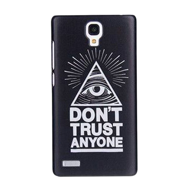 Max Cute Korean Style Inspirational Quotes Casing for Xiaomi Redmi Note