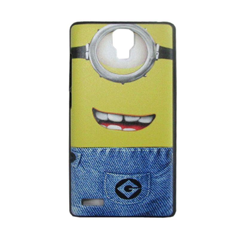 Max Cute Korean Style Despicable Papoy Casing for Xiaomi Redmi Note