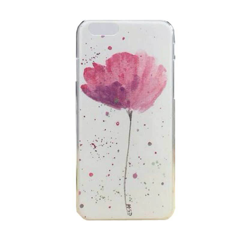 Max Custom Beautiful Flower Ultra Fit Casing for iPhone 6