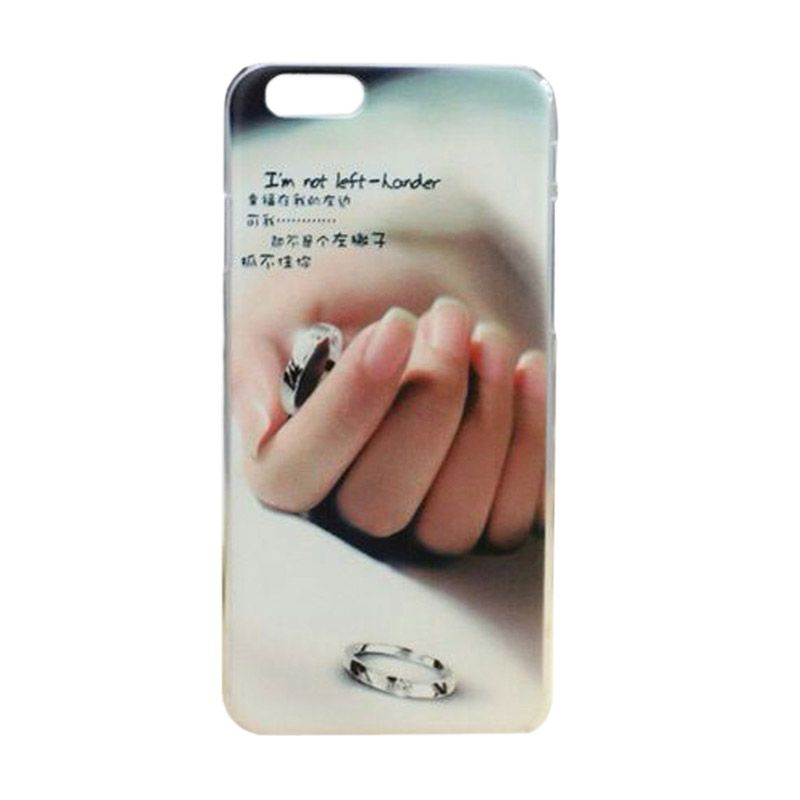Max Custom Love Ring Ultra Fit Casing for iPhone 6