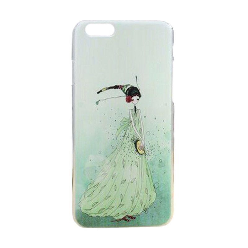 Max Custom Princess In Green Ultra Fit Casing for iPhone 6