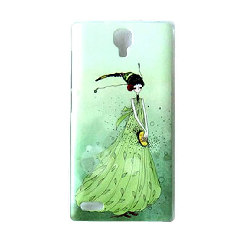 Max Custom Couple On Bike Ultra Fit Hardcover Casing for Xiaomi Redmi Note