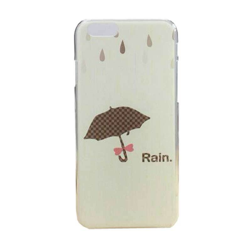 Max Custom Sweet Umbrella Ultra Fit Casing for iPhone 6