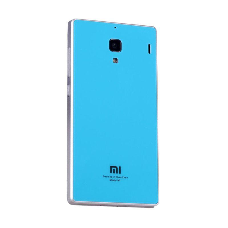 Max Blue Hardcover Casing for Xiaomi Redmi 1S [Original]