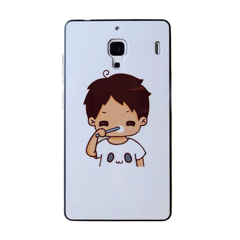 Max Korean Boy Casing for Xiaomi Redmi 1S