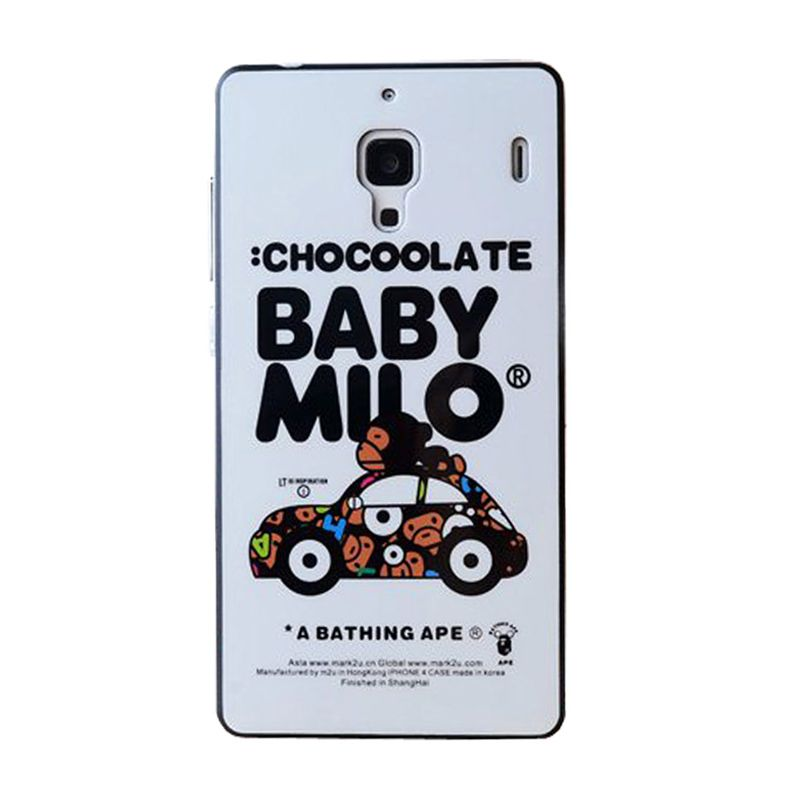 Max Korean Car Baby Milo Casing for Xiaomi Redmi 1S