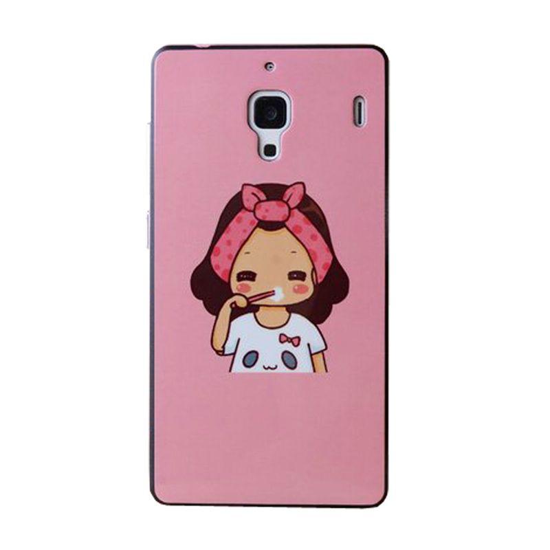 Max Korean Girl Casing for Xiaomi Redmi 1S