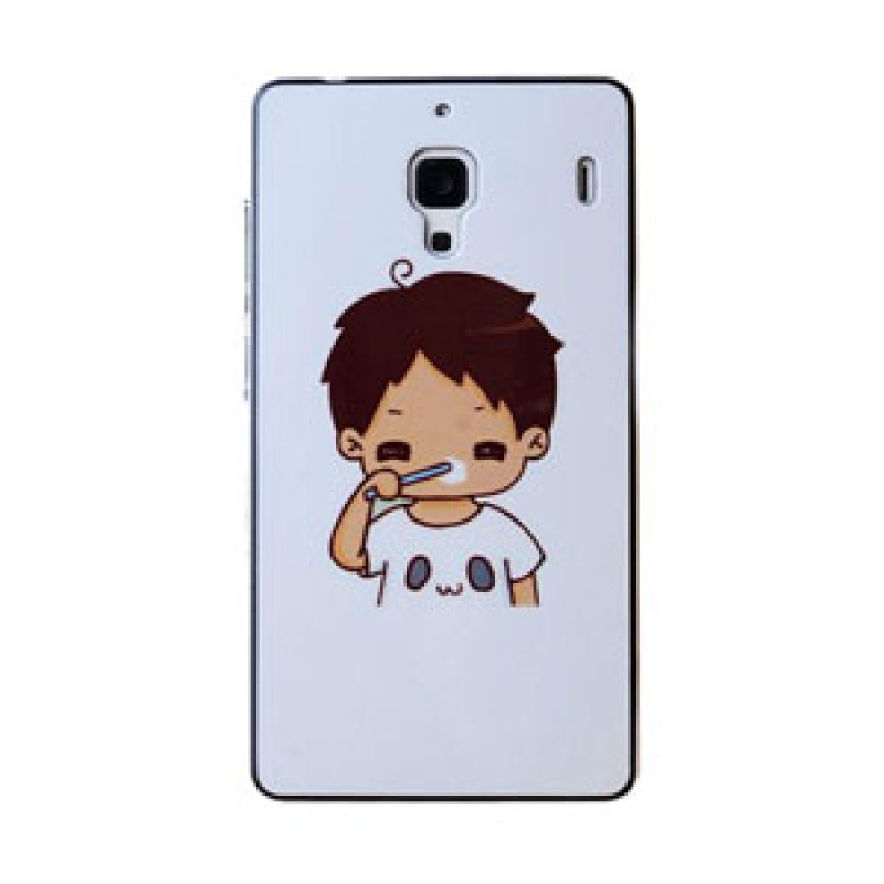 Max Korean Cute Boy Hard Casing for Xiaomi Redmi 1S