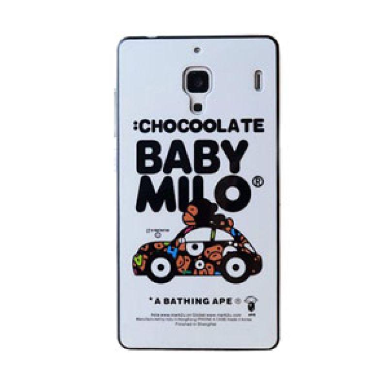 Max Korean Cute Car Baby Milo Hard Casing for Xiaomi Redmi 1S