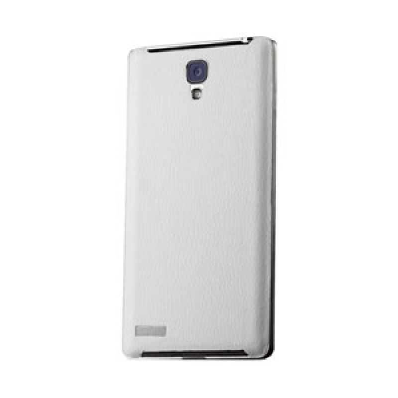 Max White Hard Casing for Xiaomi Redmi Note