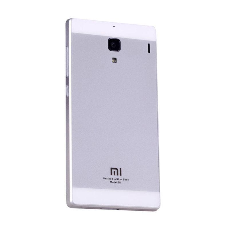 Max Original Silver Hardcase for Xiaomi Redmi 1S