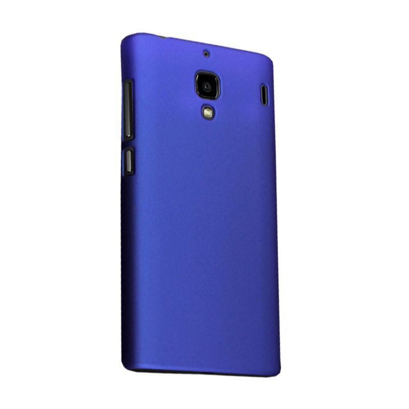 Max Premium Fashion Protective Fit Dark Blue Casing for Xiaomi Redmi 1S