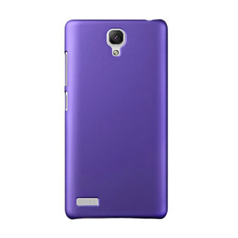 Max Premium Fashion Protective Ultra Ungu Casing for Xiaomi Redmi Note