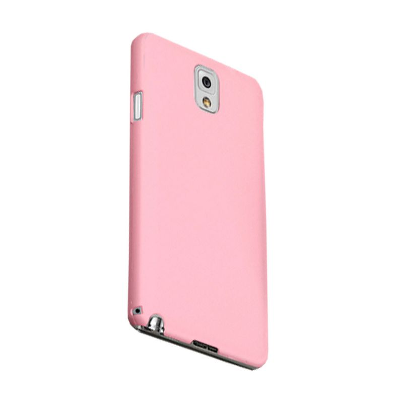 Max Premium Stylish Protective Fit Baby Pink Casing for Samsung Galaxy Note 3