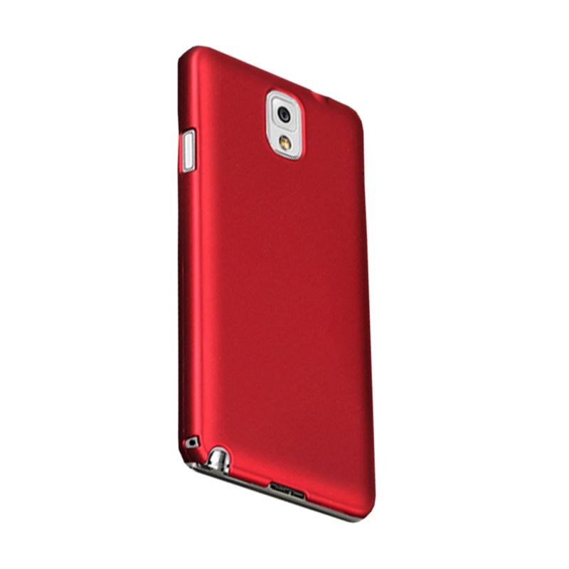 Max Premium Stylish Protective Fit Exclusive Red Casing for Samsung Galaxy Note 3