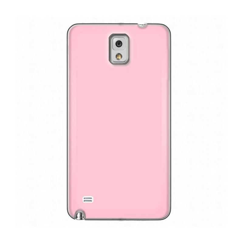 Max Premium Stylish Protective Ultra Back Baby Pink Casing for Galaxy Note 4
