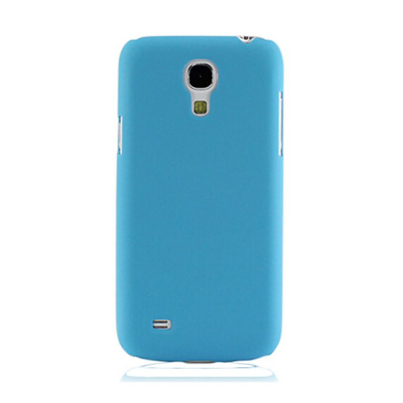 Max Premium Stylish Protective Ultra Back Babyblue Casing for Galaxy S4