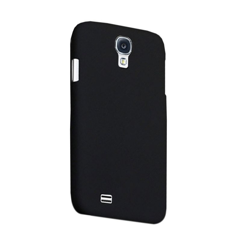 Max Premium Stylish Protective Ultra Back Black Casing for Samsung Galaxy S4