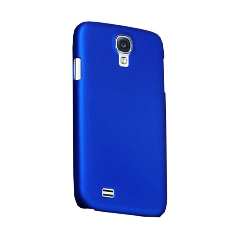 Max Premium Stylish Protective Ultra Back Dark Blue Casing for Galaxy S4