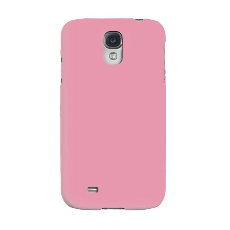 Max Premium Stylish Protective Ultra Back Hardcase Pink Casing for Samsung Galaxy S4