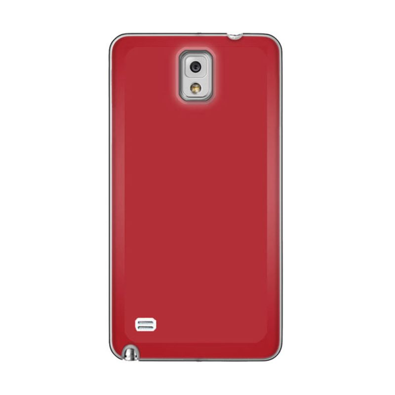 Max Premium Stylish Protective Ultra Red Casing for Galaxy Note 4