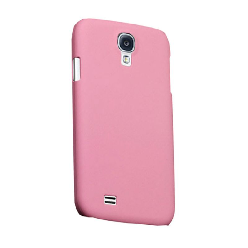 Max Premium Stylish Protective Ultra Back Pink Casing for Galaxy S4