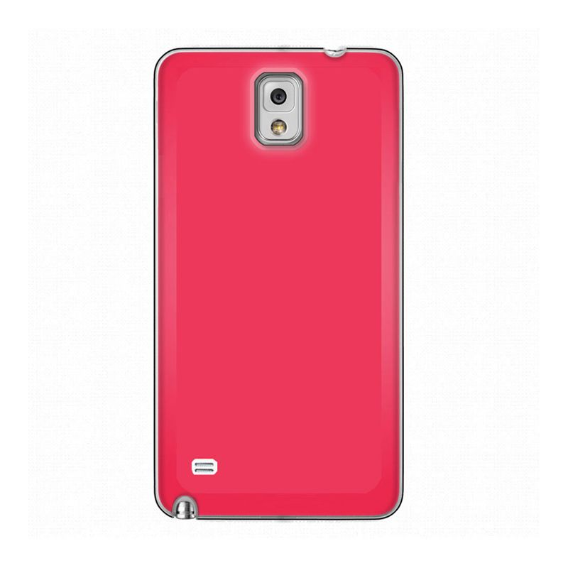 Max Premium Stylish Protective Ultra Hot Pink Casing for Samsung Galaxy Note 4