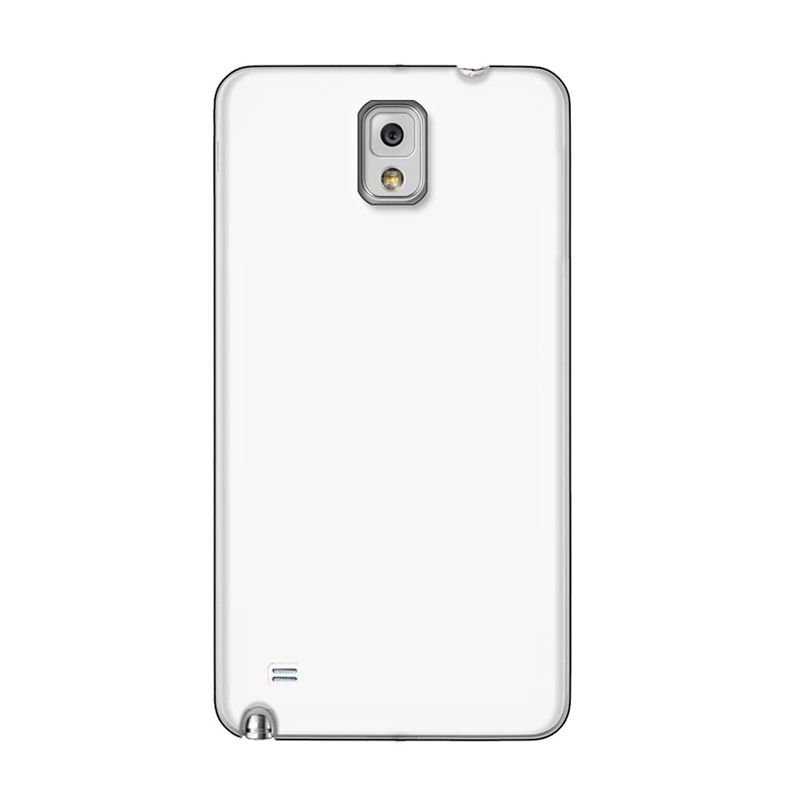 Max Premium Stylish Protective Ultra Putih Casing for Samsung Galaxy Note 4