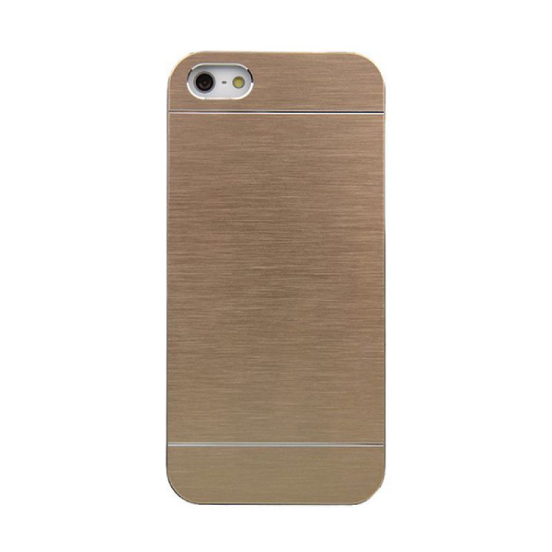 Motomo Gold Casing for Iphone 4S