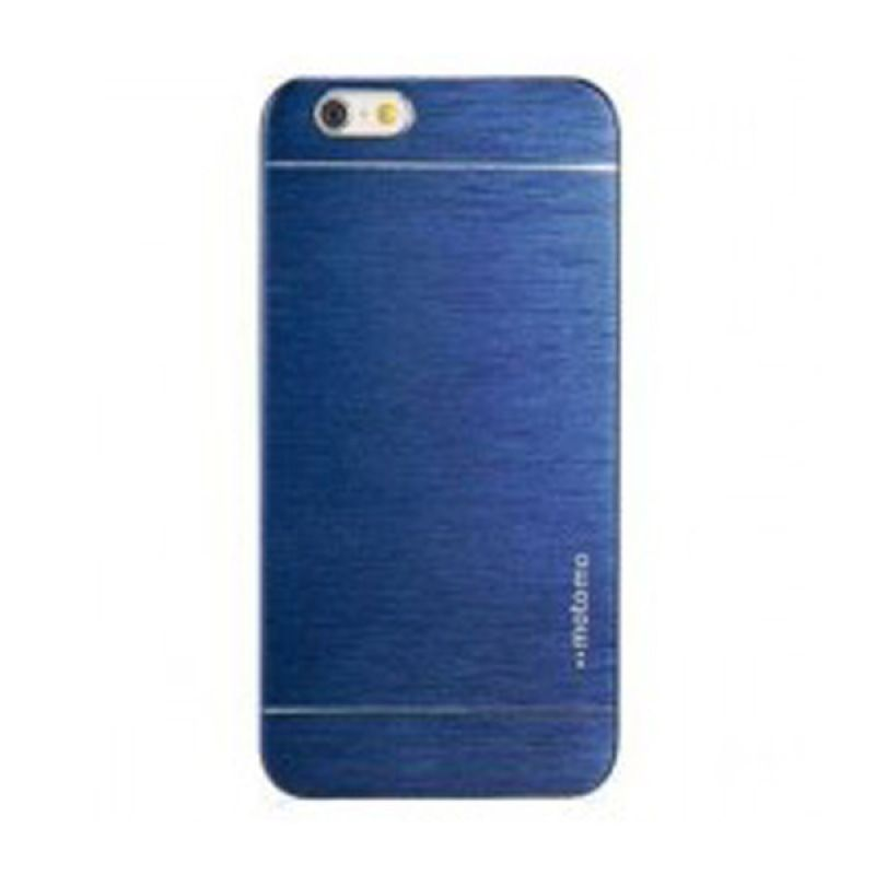 Motomo Navy Casing for Iphone 4S
