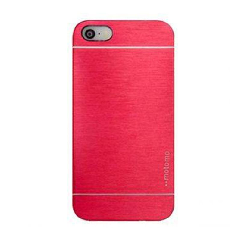 Motomo Red Casing for Iphone 4S