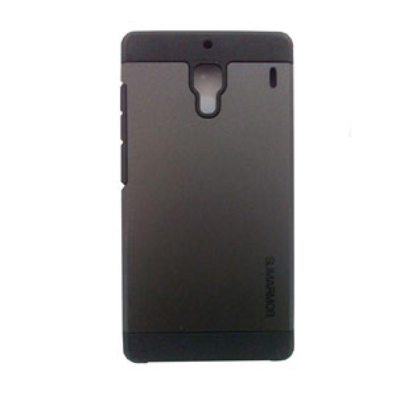 Spigen SGP Slim Armor Black Casing Xiaomi Redmi 1S