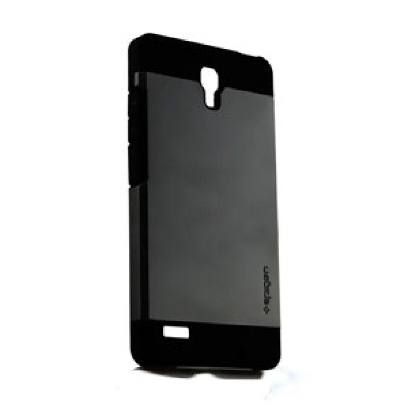 Spigen SGP Slim Armor Dark Grey Casing for Xiaomi Redmi Note