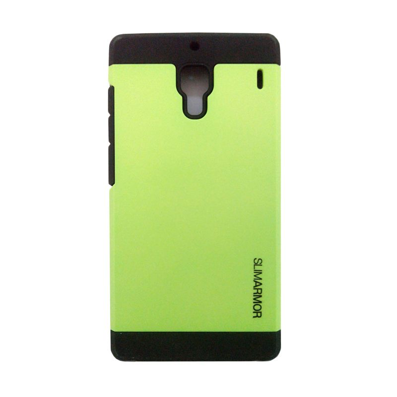 Spigen SGP Slim Armor Green Casing for Xiaomi Redmi 1S