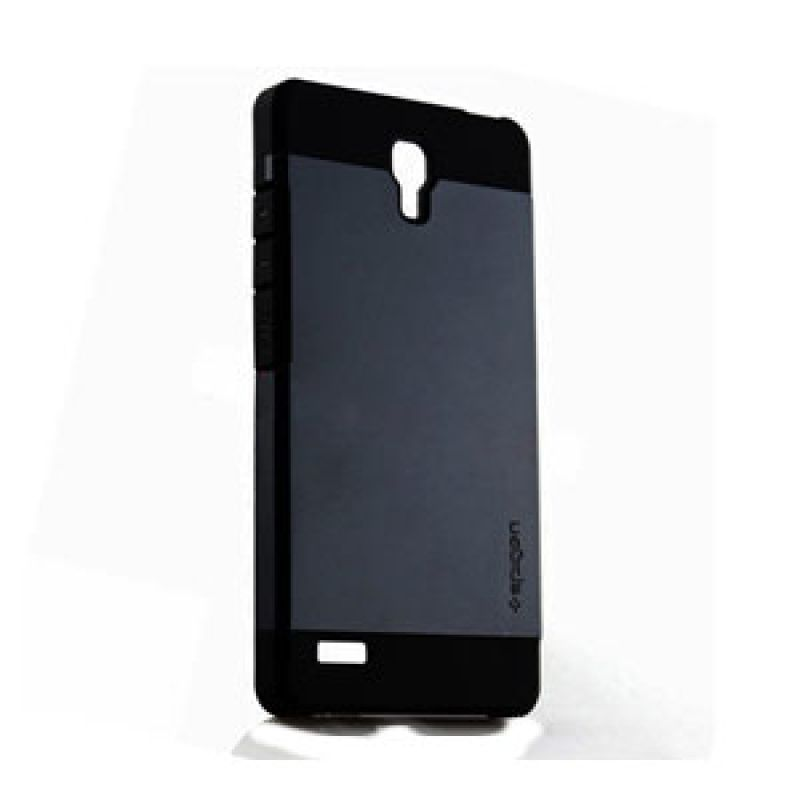 Spigen SGP Slim Armor Navy Casing for Xiaomi Redmi Note